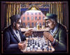 Pam (P. J.) Crook - The Chess Players