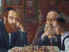 Jews playing Chess