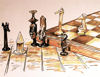 Kevin Llewellyn - African Chess Game