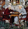 Norman Rockwell - April Fool