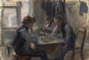Isaac Israëls - The Chess Players
