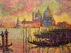 Paul Signac - Entrance to the Grand Canal