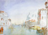 William Turner - Le Grand Canal